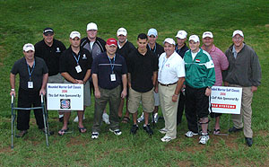 wounded warrior golf classic