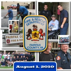 Fairfax Moments Collage